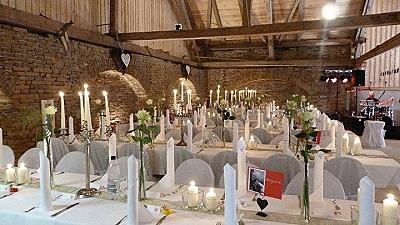Hochzeitslocation bei Regensburg und Cham Hochzeitsstadl