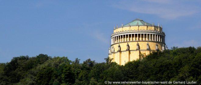 kelheim-ausflugsziele-altmühltal-events-attraktionen-befreiungshalle