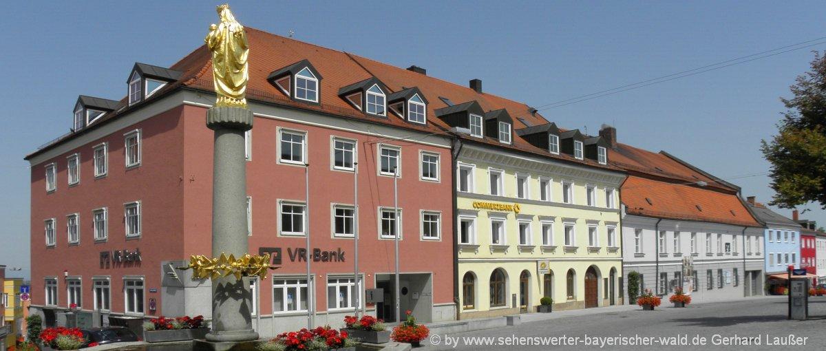 Freizeitangebote Landau an der Isar Eventlocation in Niederbayern