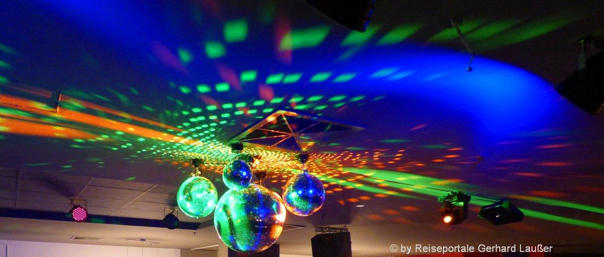 Partylocation in Niederbayern Eventlocation in der Oberpfalz Discoguide
