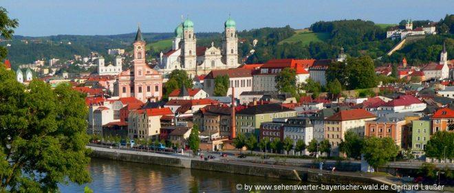 passau-ausflugsziele-niederbayern-freizeittipps-dreiflüssestadt