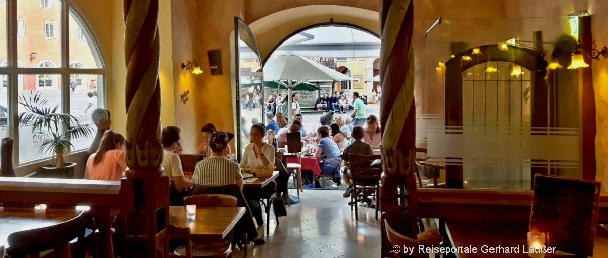 Mexikaner in Regensburg - Das Peppers am Haidplatz
