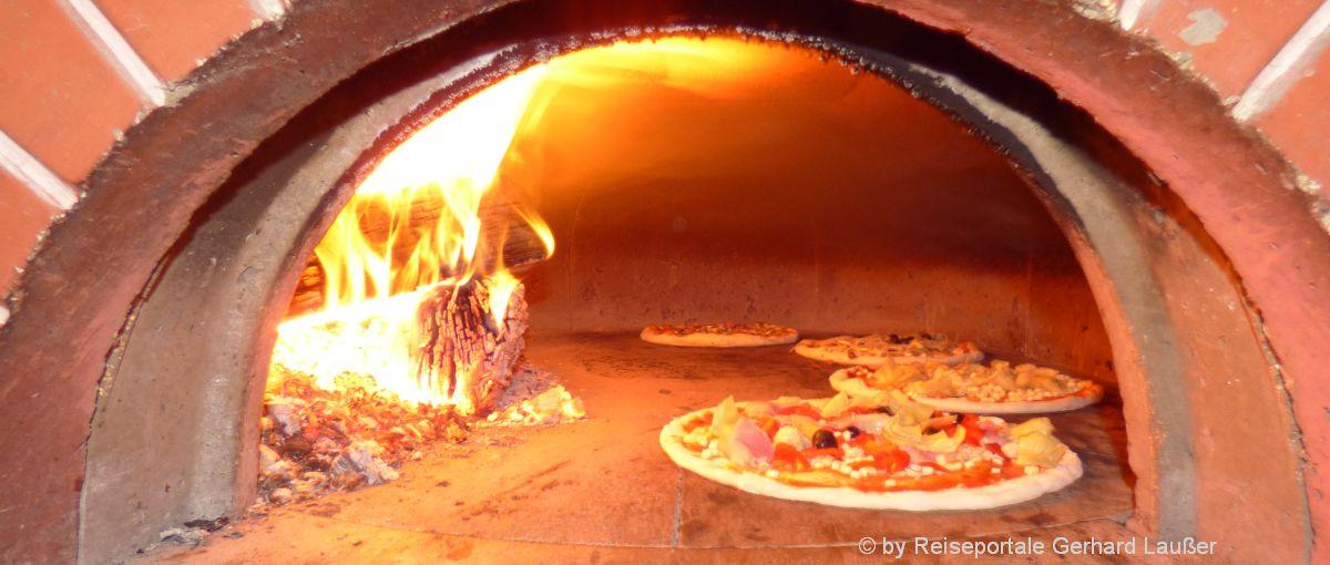 Pizzeria in Regensburg in der Innenstadt - Restaurant zum italienisch essen