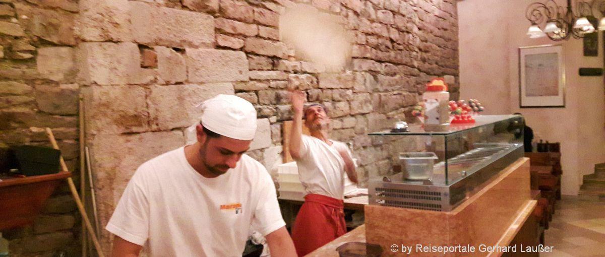 Pizza Essen in Regensburg - Italiener am Haidplatz