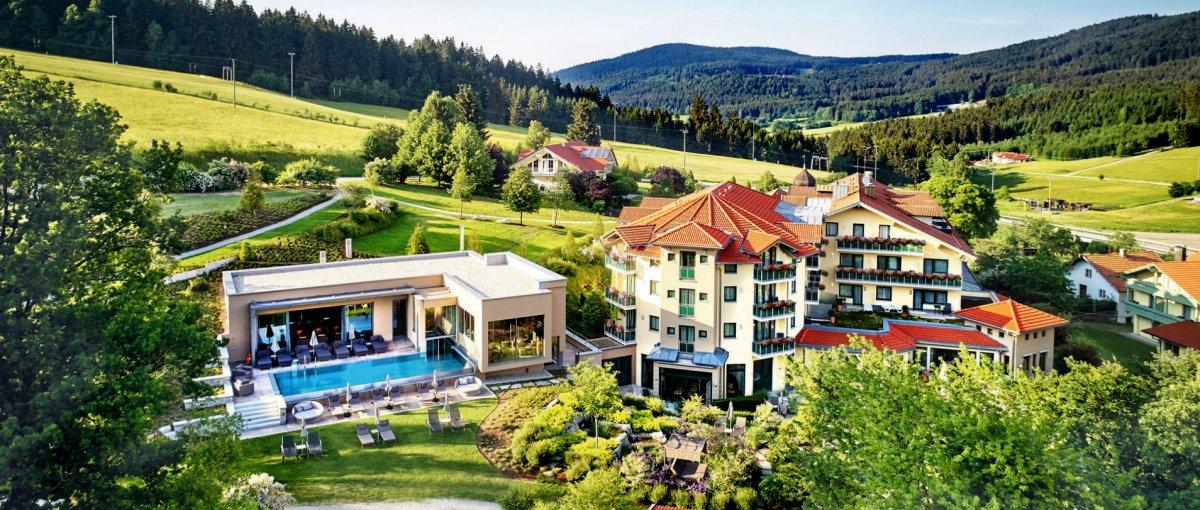 Day Spa Sankt Englmar - Wellnesswochenende im Hotel Reinerhof