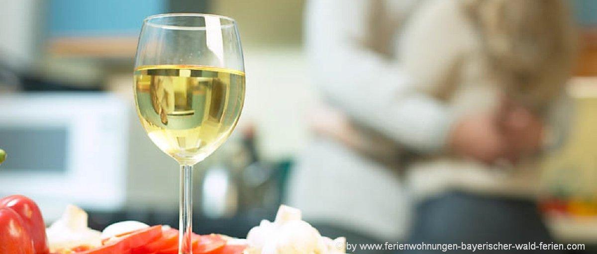 Die Erfrischenden - Weißweine Auswahl und KLassiker